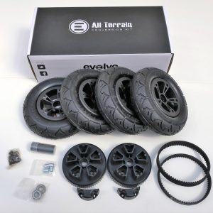 Evolve GT/GTX All-Terrain Conversion Kit