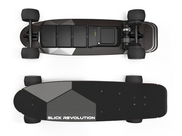 Slick Revolution Urban Kicktail