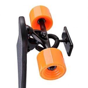 Skateboard hanger