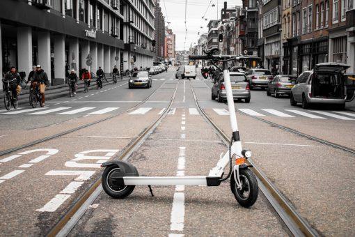 Urban XL elektrische step