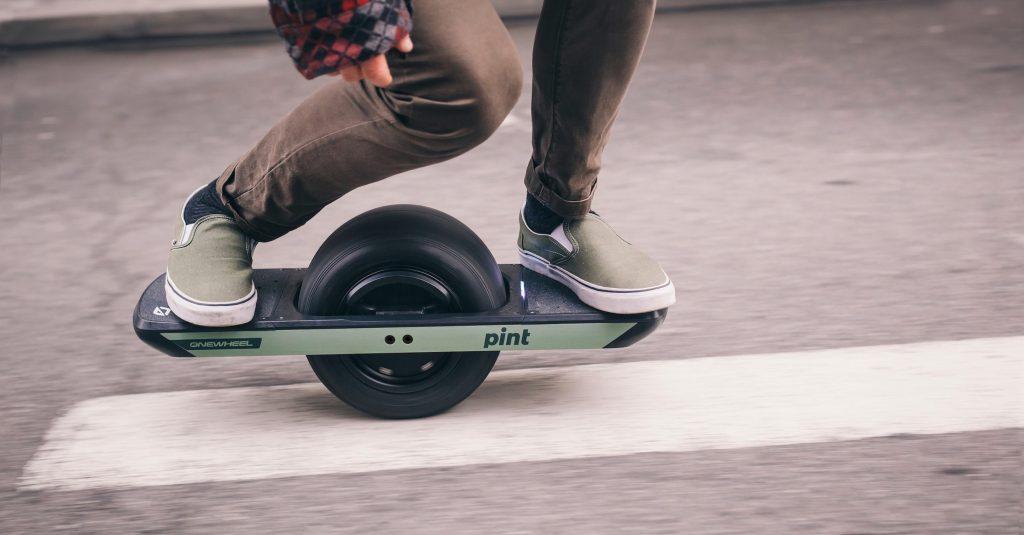 Onewheel Pint is de ideale aanvulling op je dagelijkse vervoer