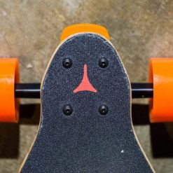Bash Guard M for Boosted Boards Orange (round)