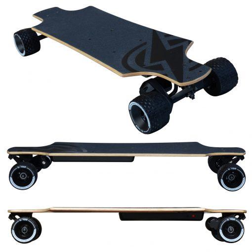 Atom Electric B10X All-Terrain Longboard Skateboard