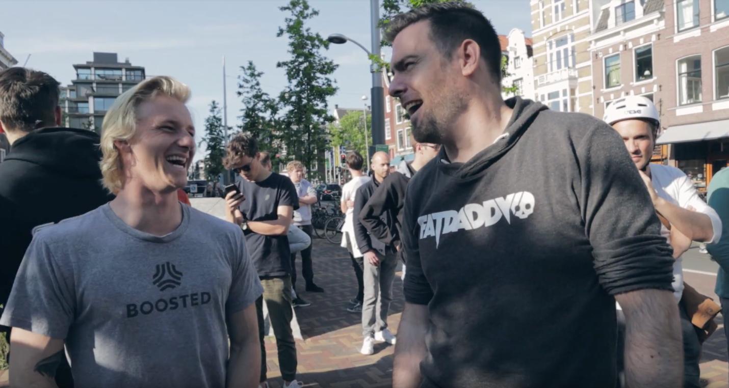 <pre>Video: samenvatting van het Boosted Rev-evenement