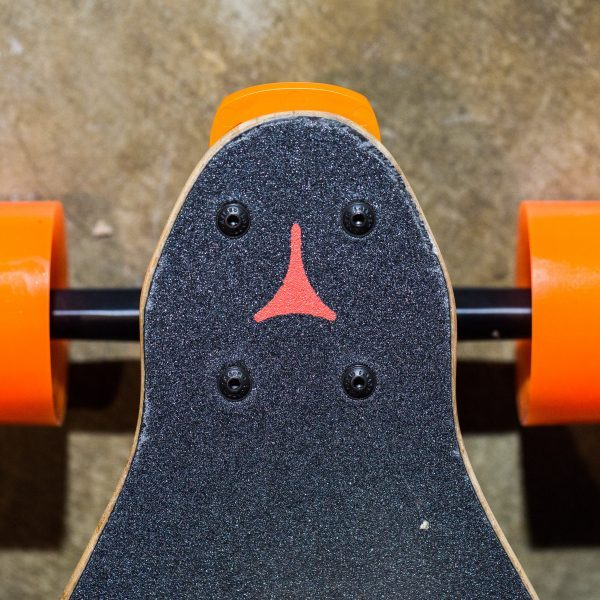 Bash Guard M voor Boosted Boards Blauw (rond)