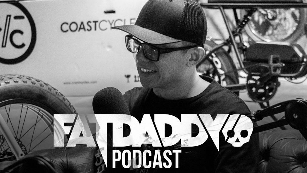 The Fatdaddy Podcast # 2 - Jansen Tan from Coast Cycles over Buzzraw