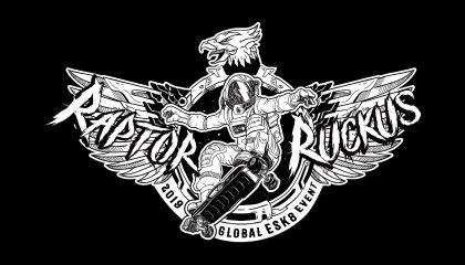 <pre>Word lid van Fatdaddy and Enertion voor de Raptor Ruckus EU Tour
