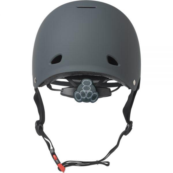 Triple 8 Gotham Helm - Zwart
