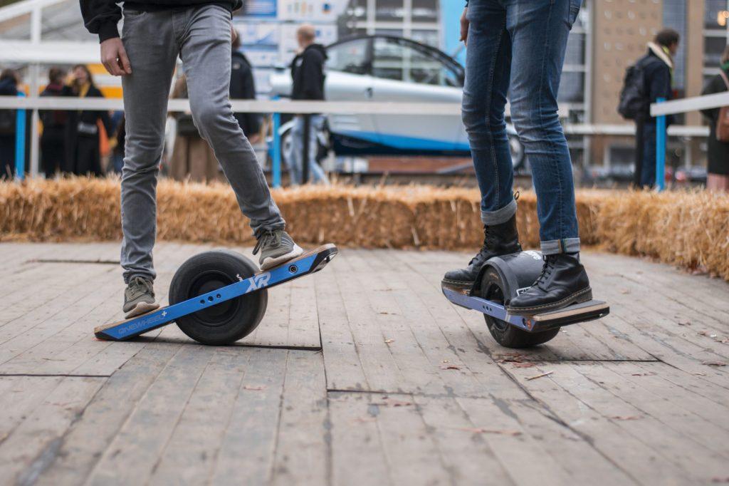 Fatdaddy e-mobility plein tijdens Dutch Design Week