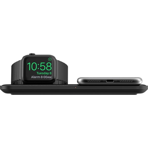 NOMAD draadloze oplader met Apple Watch