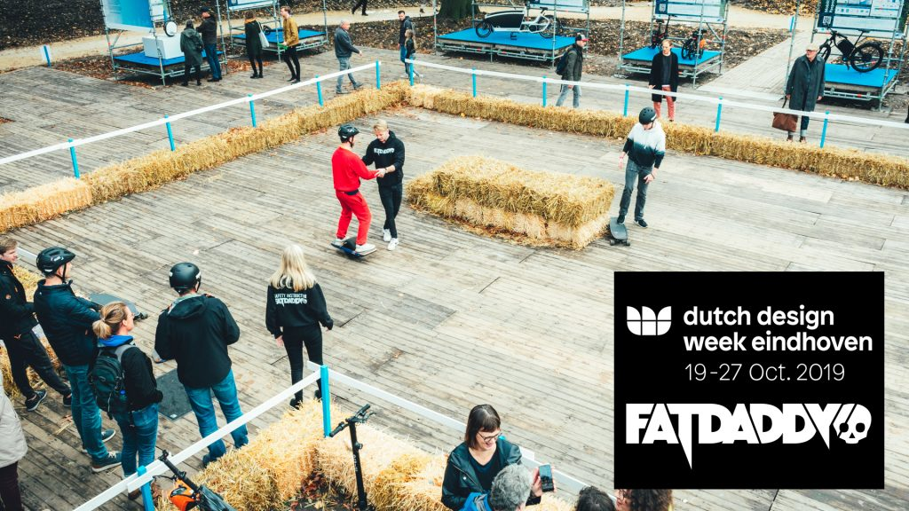 Dutch Design Week onewheel Fatdaddy