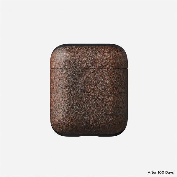 Nomad AirPods Case – Rustic Bruin