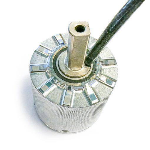 Enertion R-Spec direct drive hub motor 2.0
