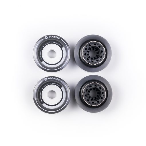 Boosted Stealth full wheels (set of 4)
