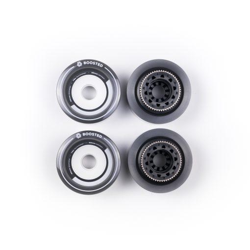 Boosted Lunar Mini X full wheels (set of 4)