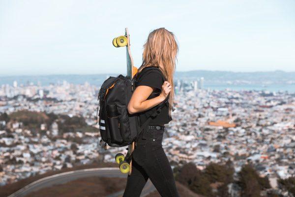 ATSA Everyday® Skateboard Backpack