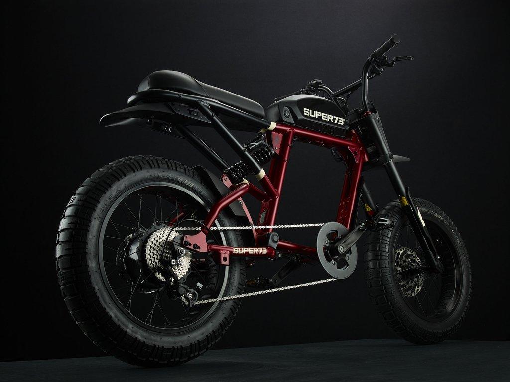 Super73-RX Carmine Red