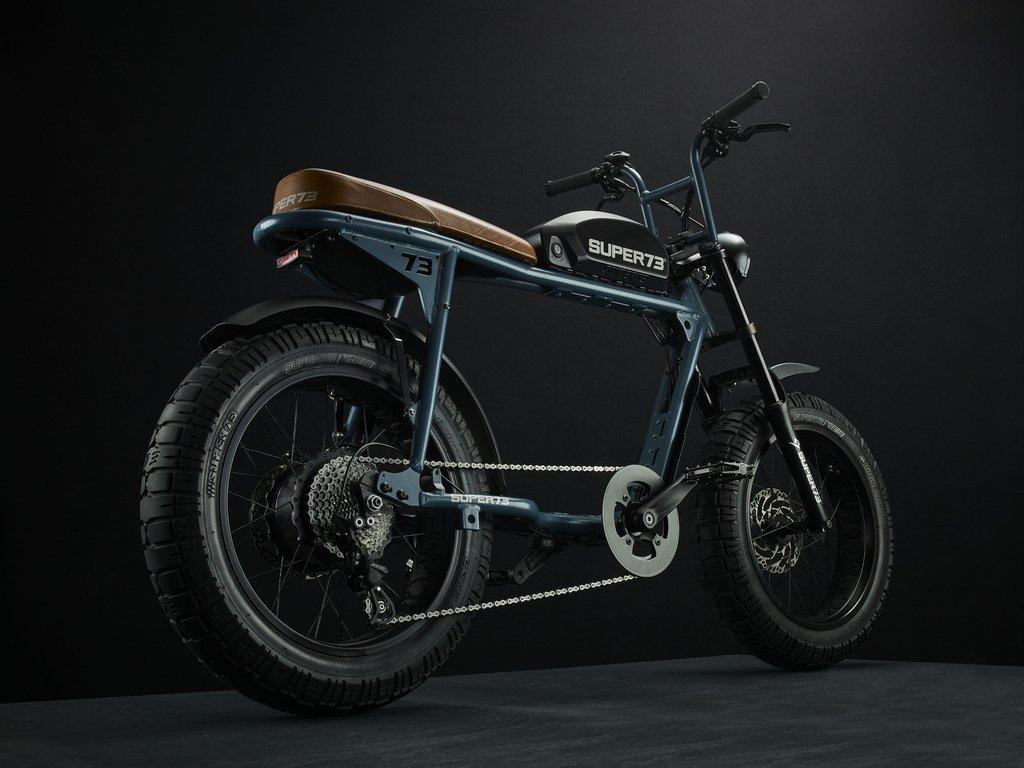 SUPER73-S2 Hudson Blue