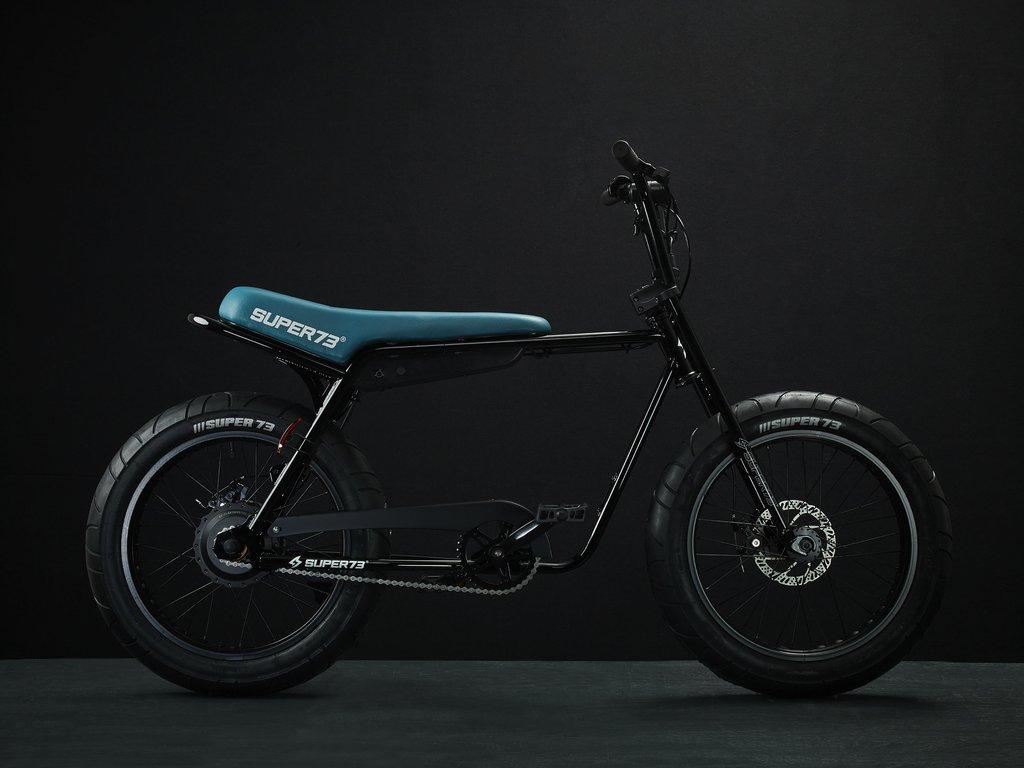 SUPER73-ZG Jet Black