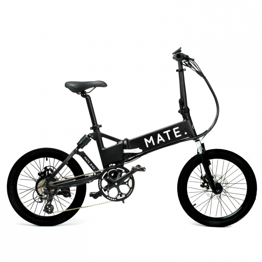 Mate City Legacy Black - 500W