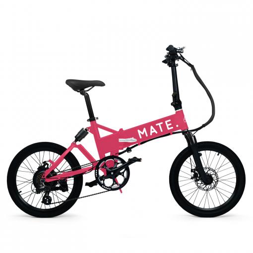 Mate City Shocking Pink - 500W Mate City Shocking Pink