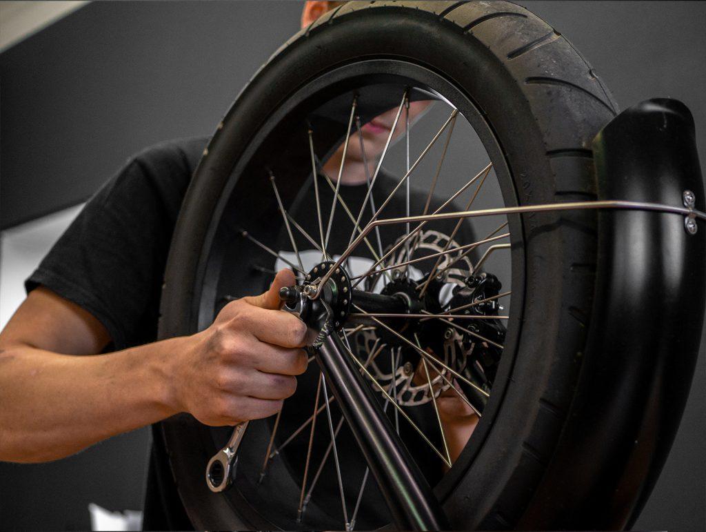 Elektrische Fiets Reparatie Elektrische fiets reparatie