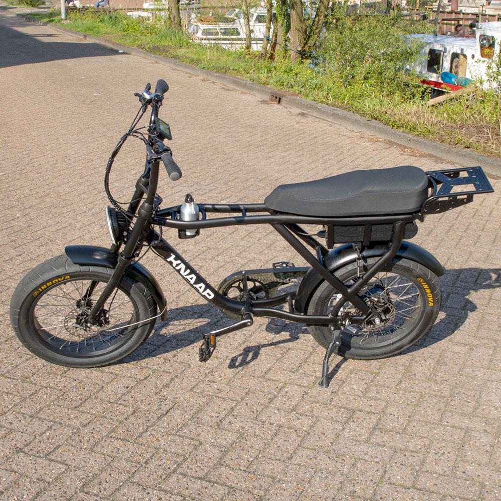 Achterrek Knaap Bike